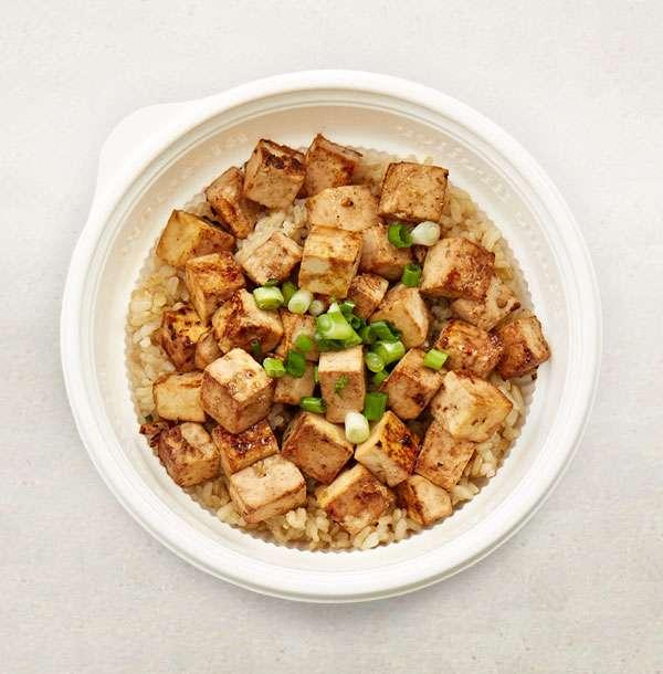 tofu Mini Bowl
